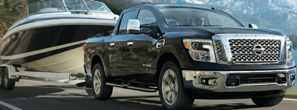 How Much Can the 2017 Nissan Titan Tow?