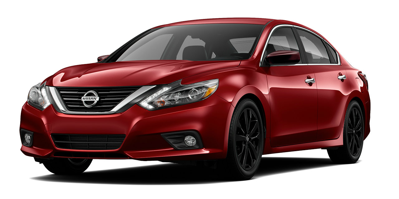 Difference Between The 2017 Nissan Altima Sr And The Sr Midnight Edition