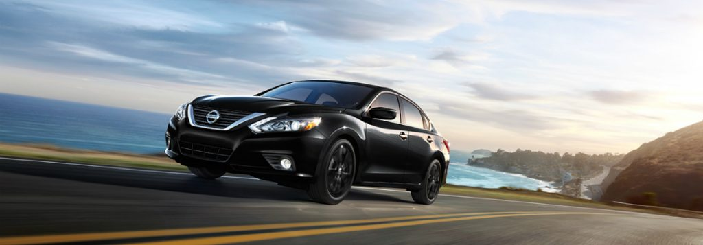 Difference Between The 2017 Nissan Altima Sr And The Sr