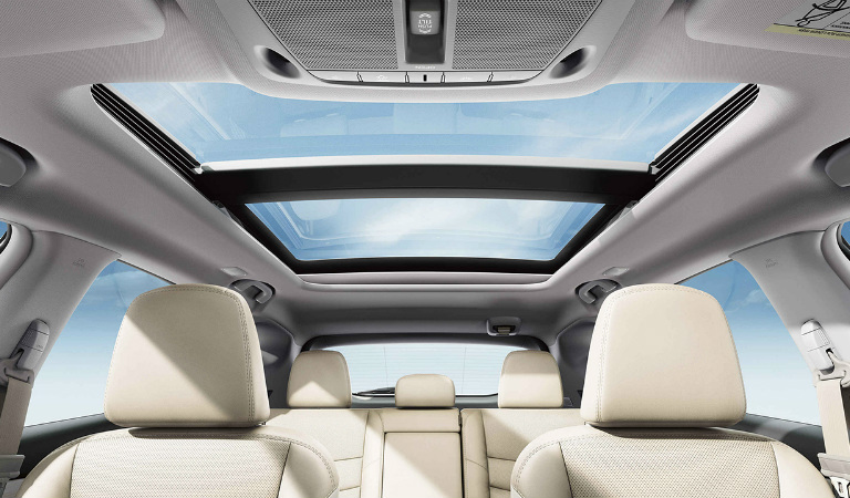 Does The 2017 Nissan Murano Come With A Sunroof
