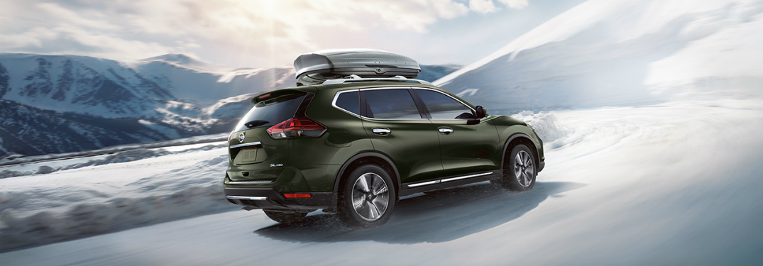 Is the 2017 Nissan Rogue all-wheel drive?