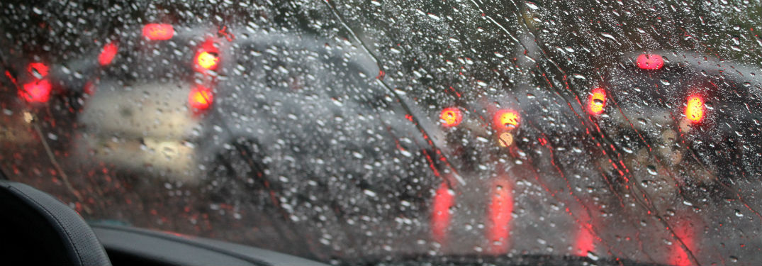 Tips for safe driving practices during heavy rainfall