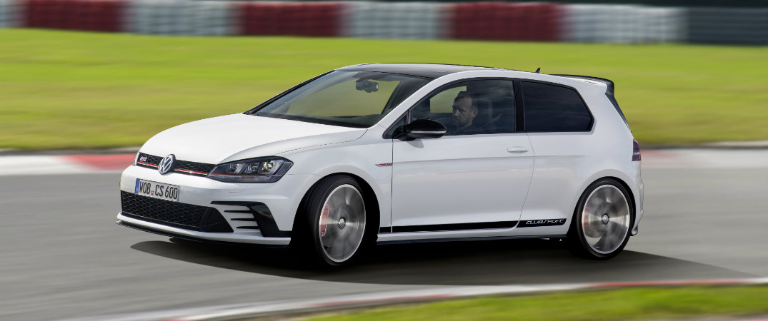 VW Golf GTI Clubsport S a front-wheel-drive monster