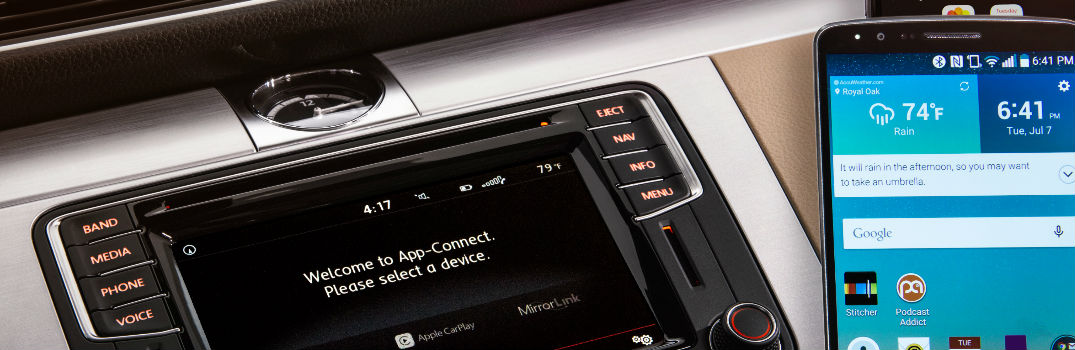 What's new in the VW MIB II Infotainment System?