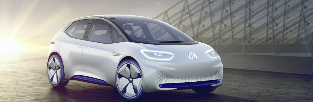 VW ID Concept vehicle when will the vw id begin production