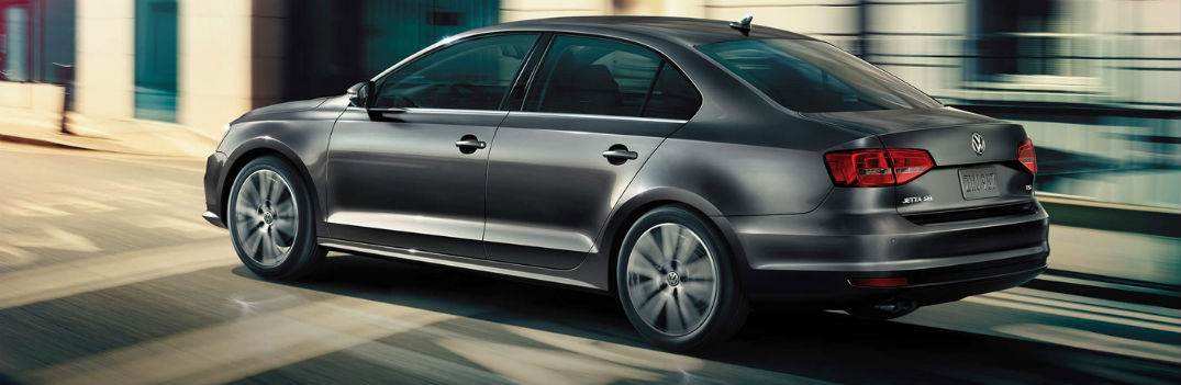 2017 volkswagen jetta on the road