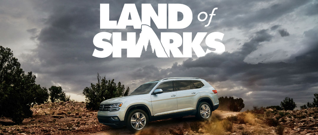 Take a Look at VW's Shark Week Themed Videos Featuring the New Atlas