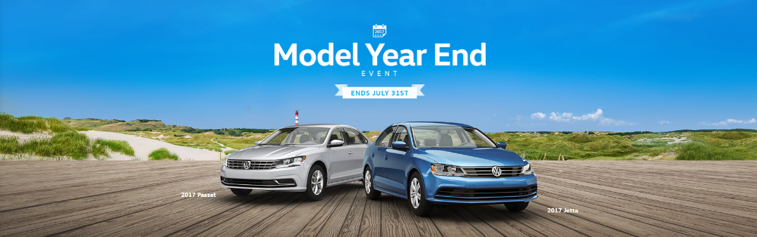 vw model year end event