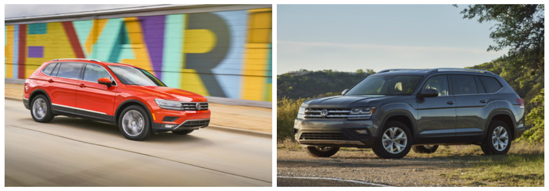 Which 2018 Volkswagen SUV is the Right Model for You?