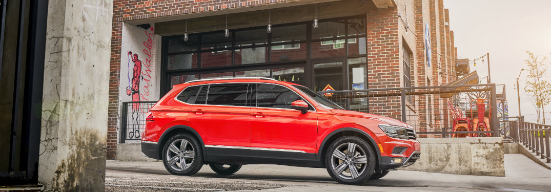 What are the MPGs in the 2018 Tiguan?