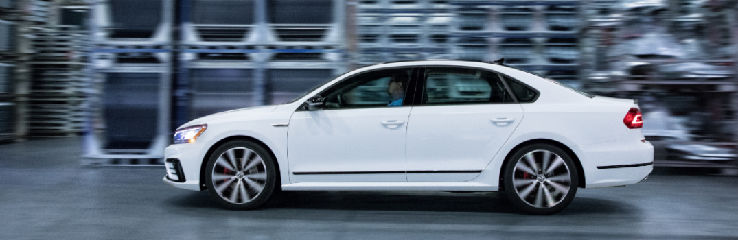 Comfort and Convenience in the 2019 Passat