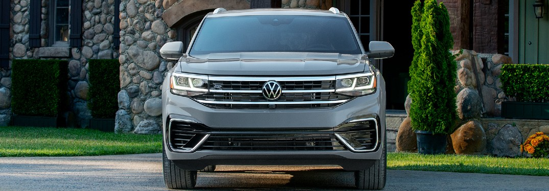 What is the VW Atlas Cross Sport?