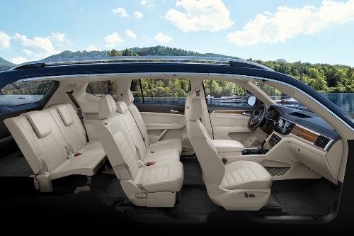 2020 Atlas full cabin showcase