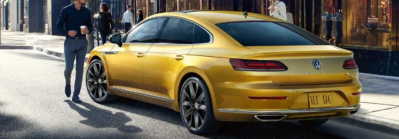 Is the Volkswagen Arteon a luxury vehicle?