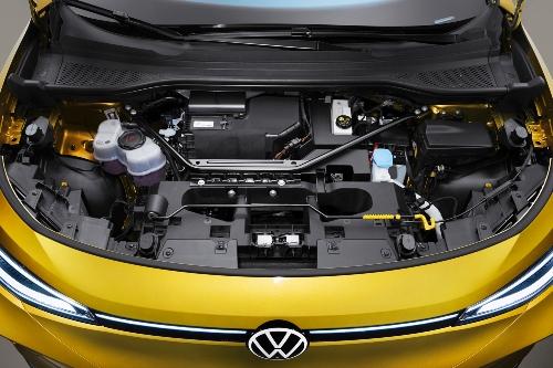 VW ID.4 engine bay