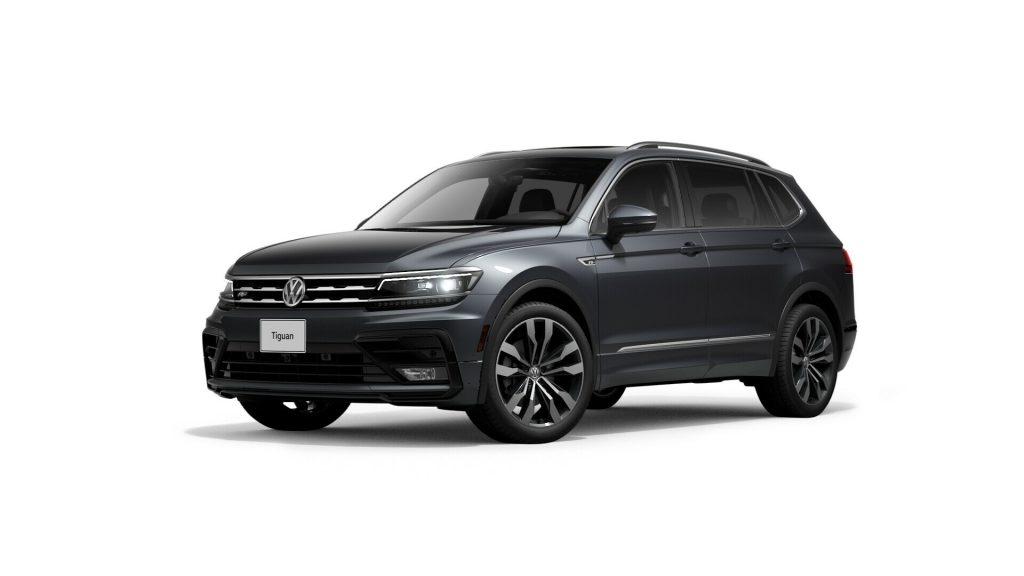 2021 Tiguan platinum gray