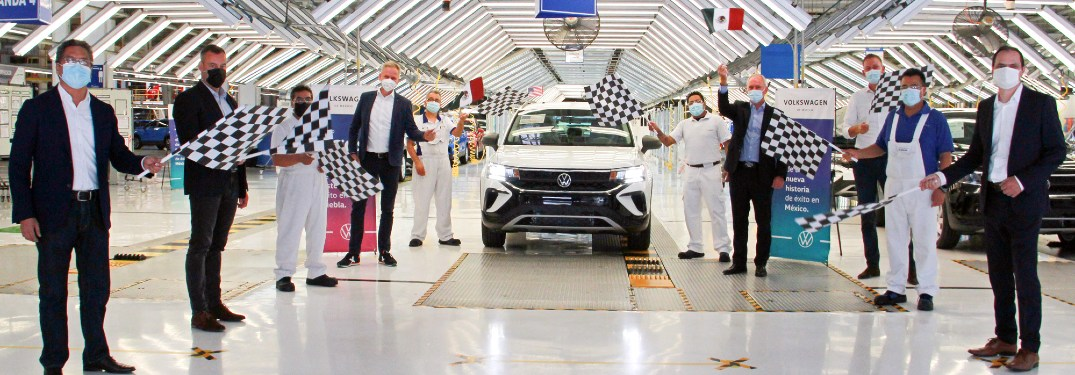 2022 Taos finished production at factory
