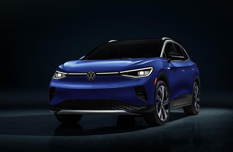 2021 Volkswagen ID.4 front end