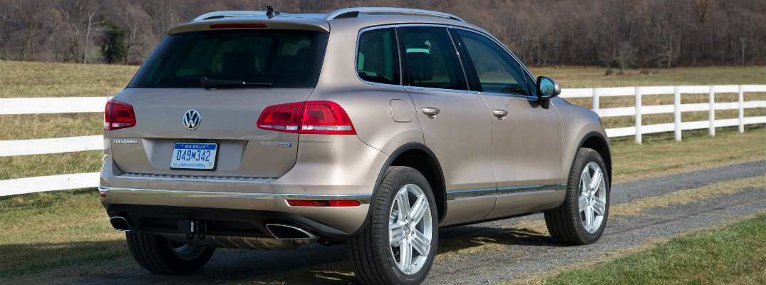 Find Out Which Volkswagen Models Are Equipped with 4MOTION Four-Wheel Drive