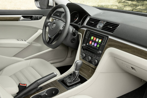 Delightful 2016 VW Passat Interior Features And Technology Amazing Pictures