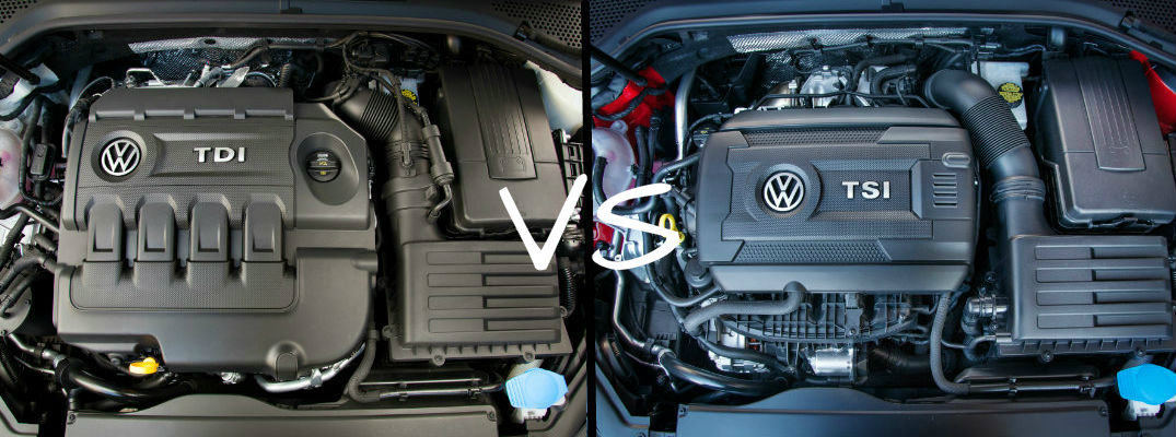 Vw Diesel Engines >> Find Out How Diesel And Gas Volkswagen Engines Compare