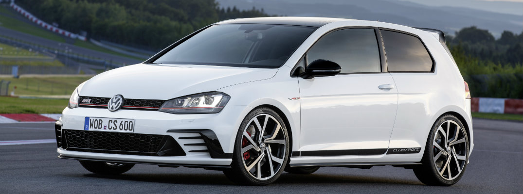 Is The 2016 Volkswagen Golf Gti Clubsport Coming To The Us