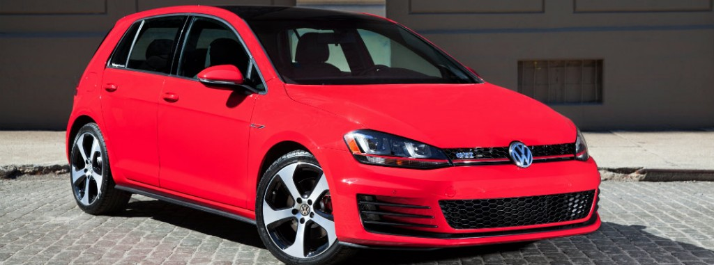 2016 volkswagen golf gti specifications and features