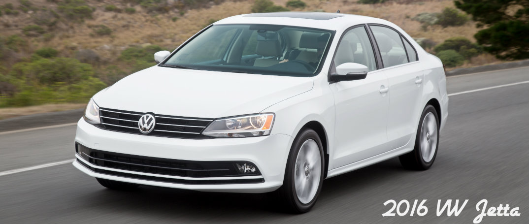 Vw jetta specifications