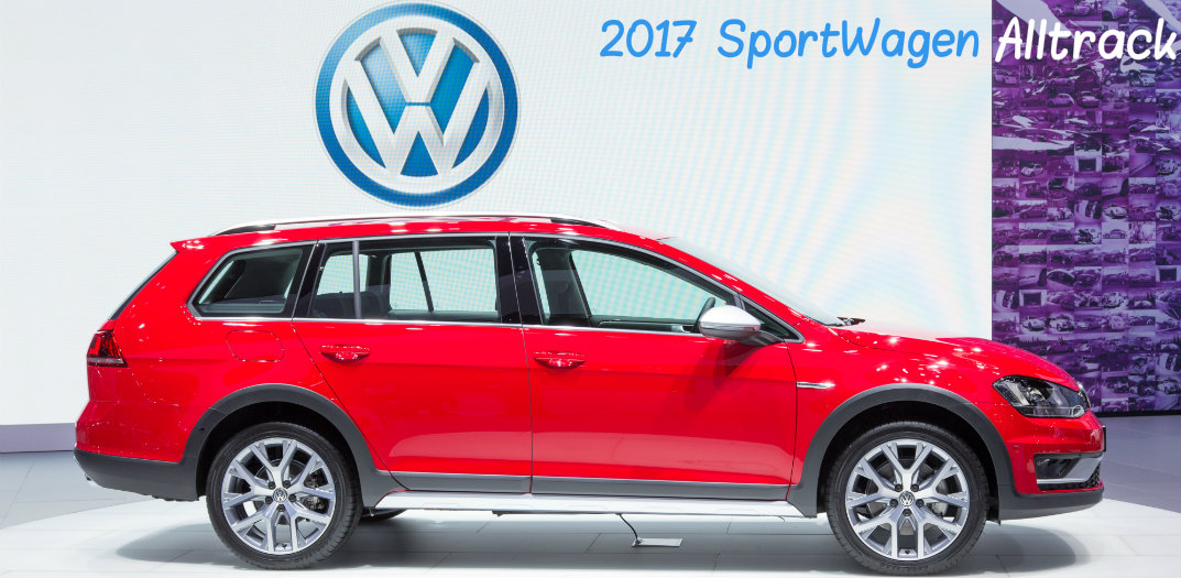 2017 vw golf sportwagen alltrack update. Black Bedroom Furniture Sets. Home Design Ideas