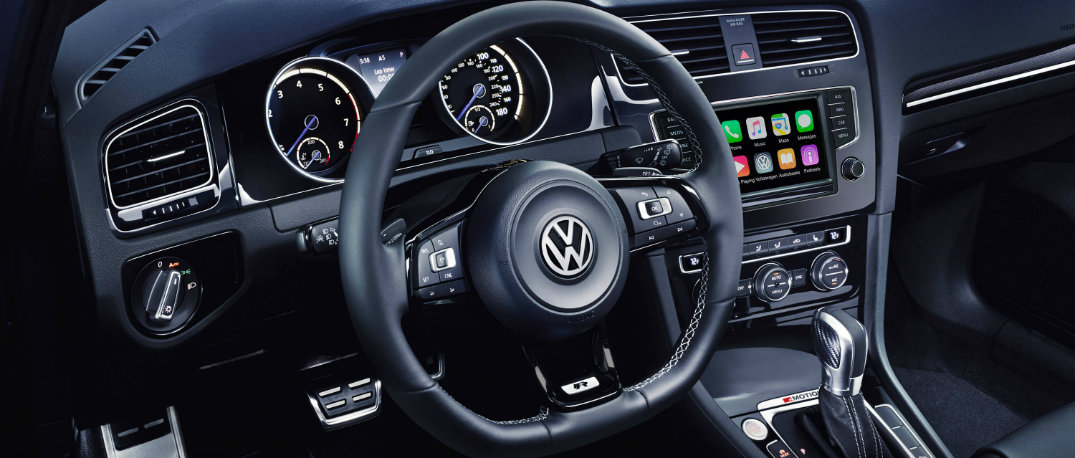 How do I stream music through my phone in my Volkswagen?