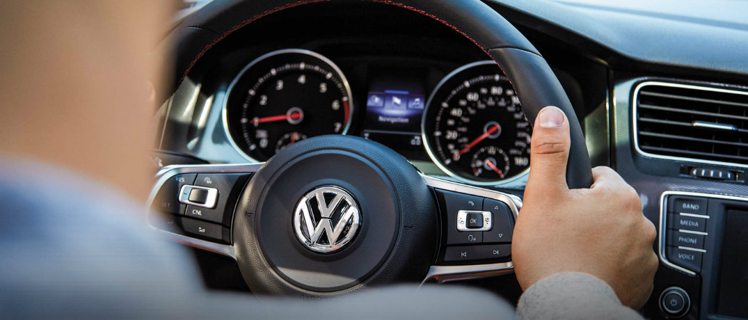 Volkswagen Dashboard Warning Lights and What They Mean