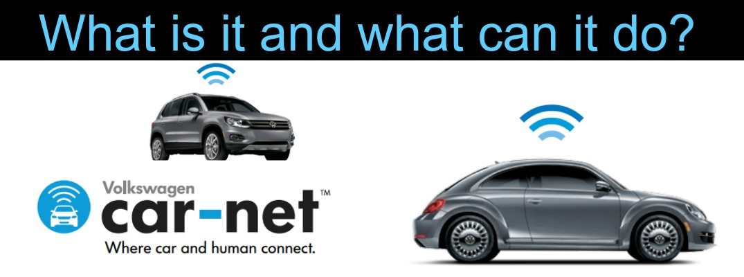 What is Volkswagen's VW Car-Net? - Donaldsons Volkswagen