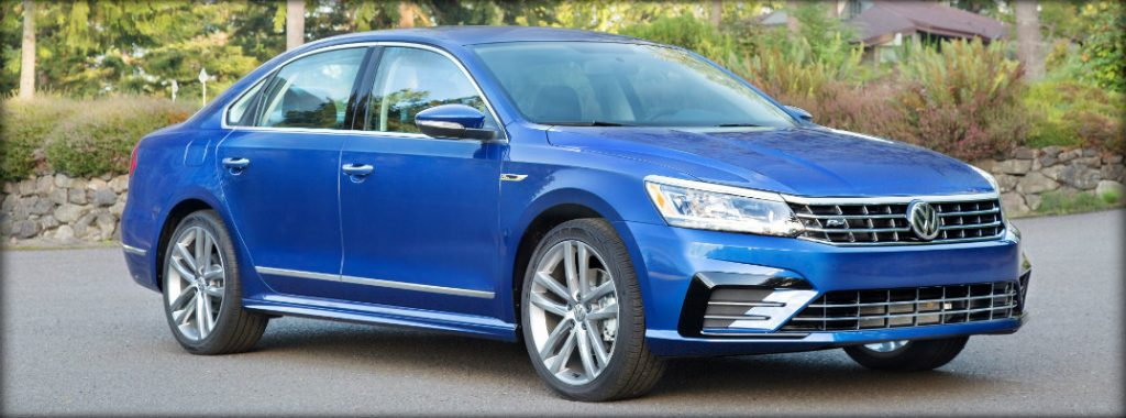 What is the VW Passat R-Line?