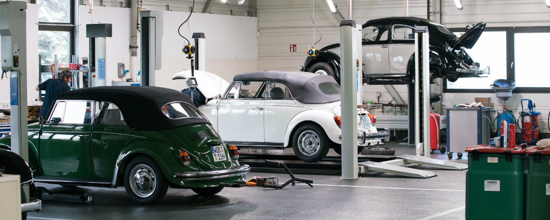 What Vehicles Are Hidden At The Volkswagen Autostadt Depot
