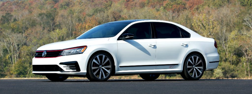 2018 VW Passat Trim Options and MSRP