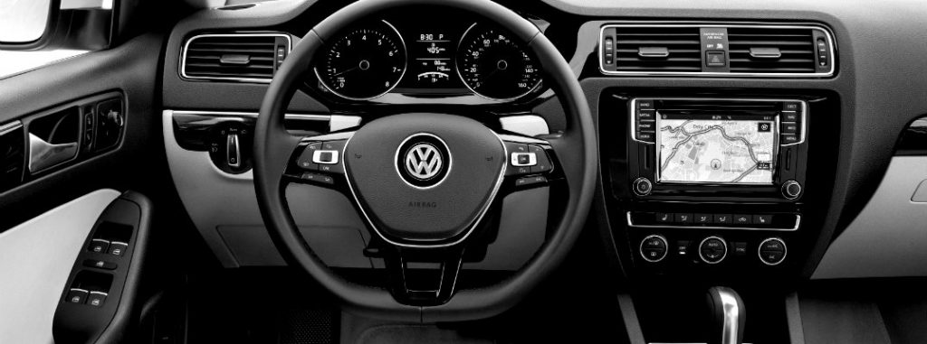 volkswagen jetta interior features