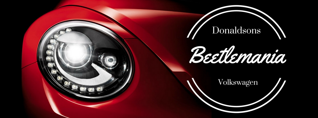 Celebrate Beetlemania By Purchasing One of Our Remaining 2017 Beetle Models!