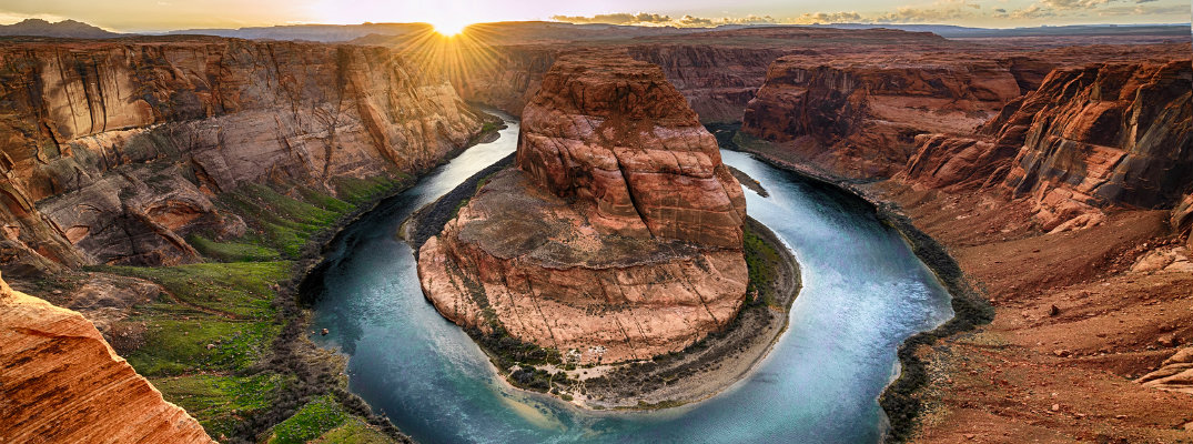Horseshoe Bend of the Grand Canyon