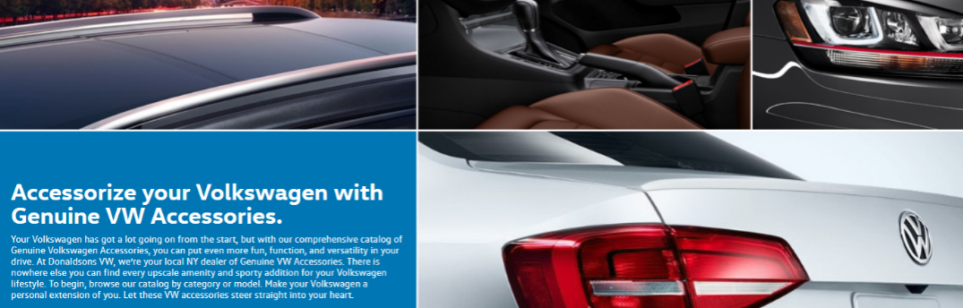 Genuine VW Accessories Description and Images of VW Accessories