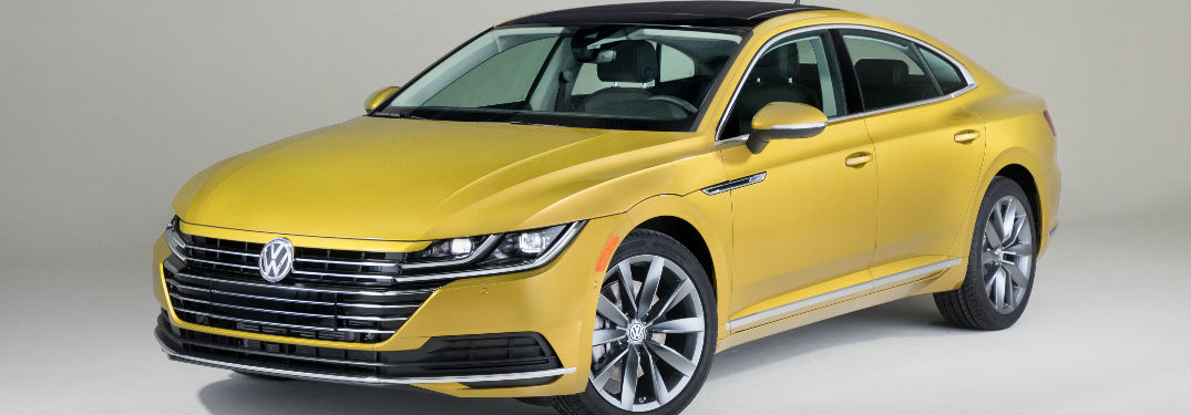 Explore the VW Arteon Name, Design and Performance Specs at Donaldsons Volkswagen!