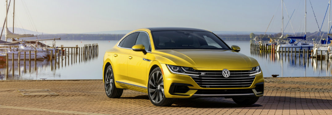 What's new on the 2019 Volkswagen Arteon?