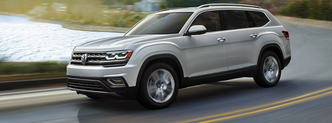 number of trim options for the 2019 vw atlas and their pricing