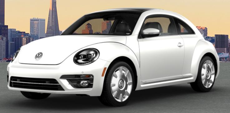 2019 volkswagen beetle pure white o donaldsons volkswagen. Black Bedroom Furniture Sets. Home Design Ideas