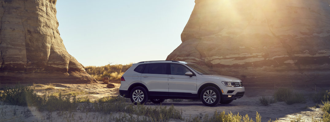 What's the difference between the 2019 VW Tiguan SE vs  SEL?