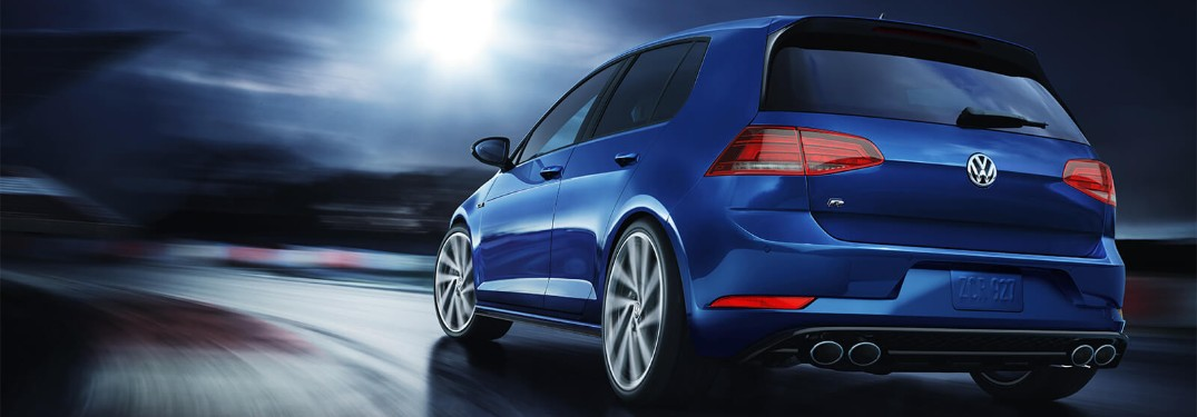 Volkswagen Ends Production on 2020 Golf R