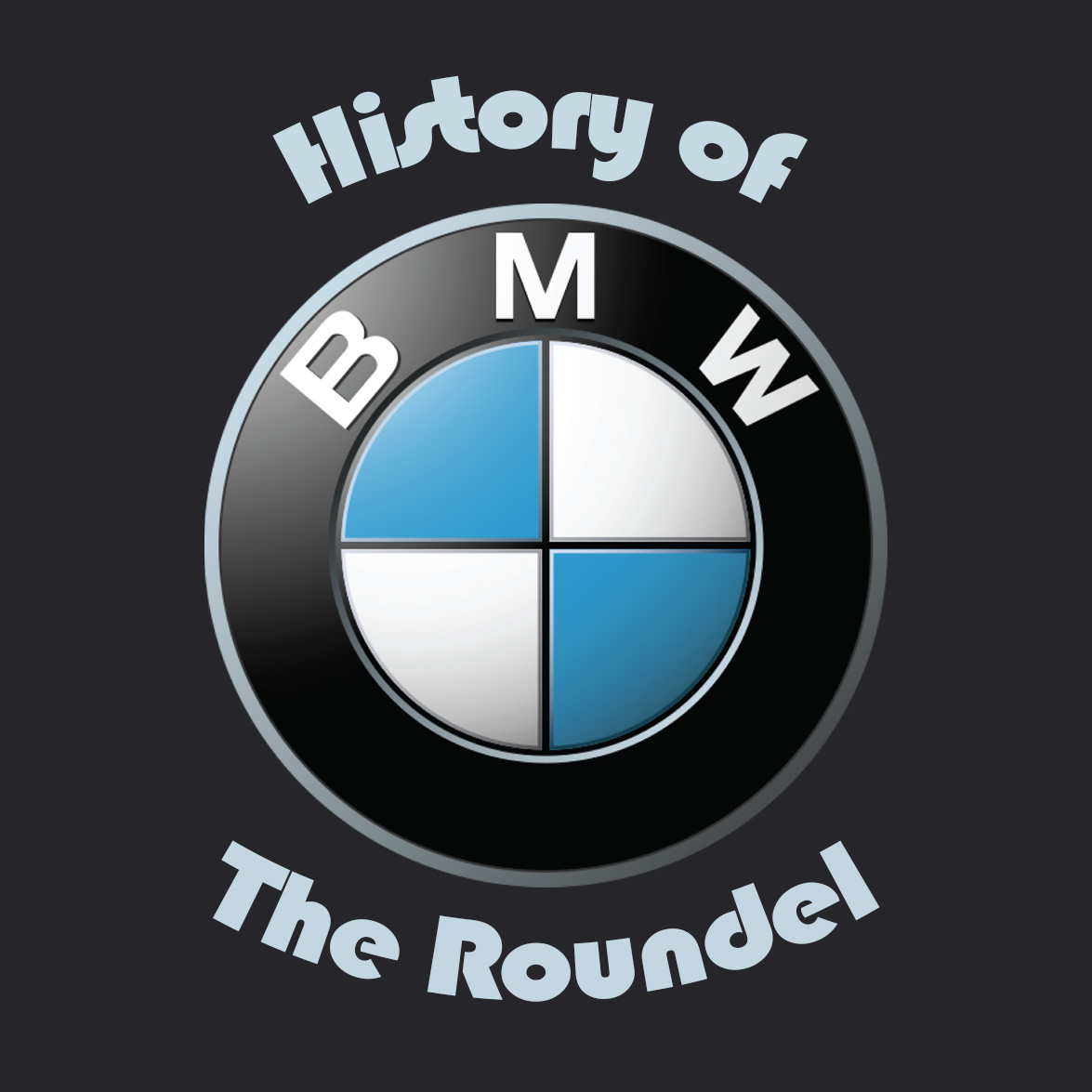 The History Of The Bmw Roundel Bmw Vw Of Topeka