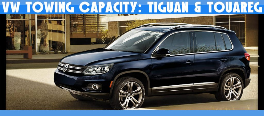 How Much Can The Vw Tiguan Tow