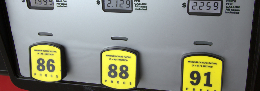 What is the minimum octane rating gasoline that I should use in my Volkswagen?