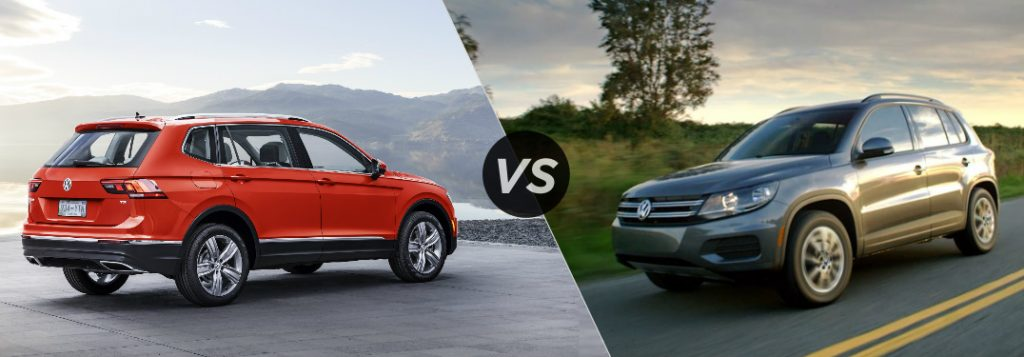Will There Be A Vw Tiguan Limited Model For 2018