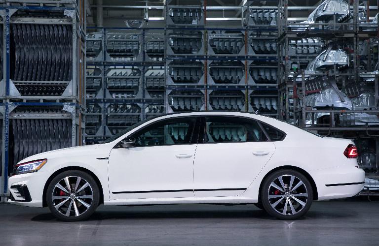 2018 Volkswagen Passat Gt Design And Key Features